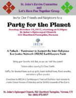 Party for the Planet - St. Johns